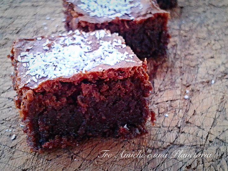 Torta cioccolatino di Benedetta Parodi
