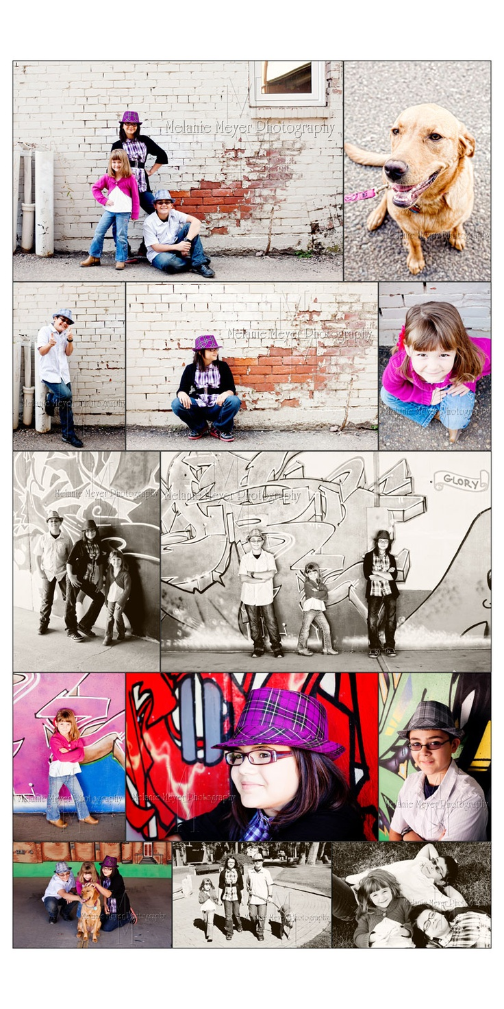 Urban Family Photos