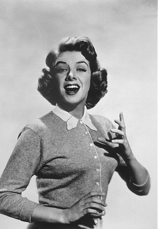 George Clooney's Aunt Rosemary Clooney was a big star in the Forties.