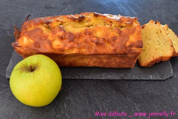 Pommes au Cake (au Kitchenaid)