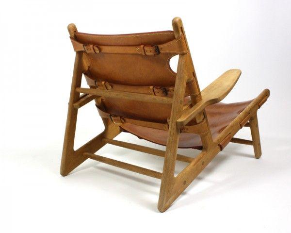 Børge Mogensen- Hunting chair- model 2229