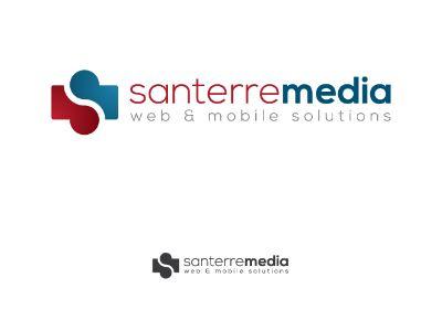 Media company logo by Parvulescu Alexandru