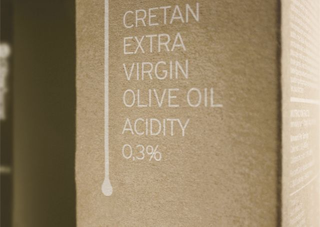 Pure Olive Oil on Packaging of the World - Creative Package Design Gallery