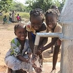 WOW; wonder of water service project idea for Brownies. Get Involved - Help us fund wells and other water projects in Africa.