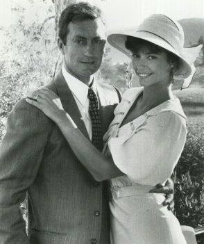 Thorn Birds :: Bryan Brown & Rachel Ward. Growing up, this was one of my favorite movies to watch!! Cried every time!!
