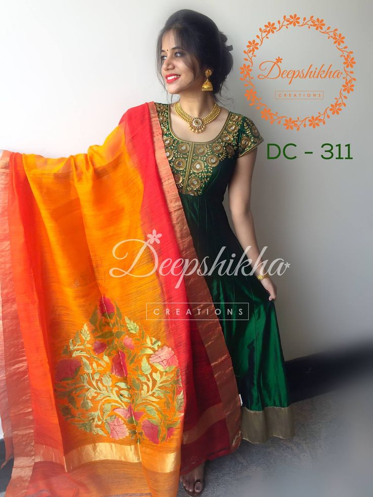 DC - 311For queries kindly inbox orEmail - deepshikhacreations@gmail.com Whatsapp / Call - 919059683293 06 November 2016