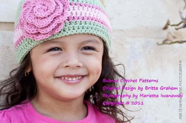 Crochet Hat Pattern Girls and Boys Quick and Easy Hat by BBfromOz
