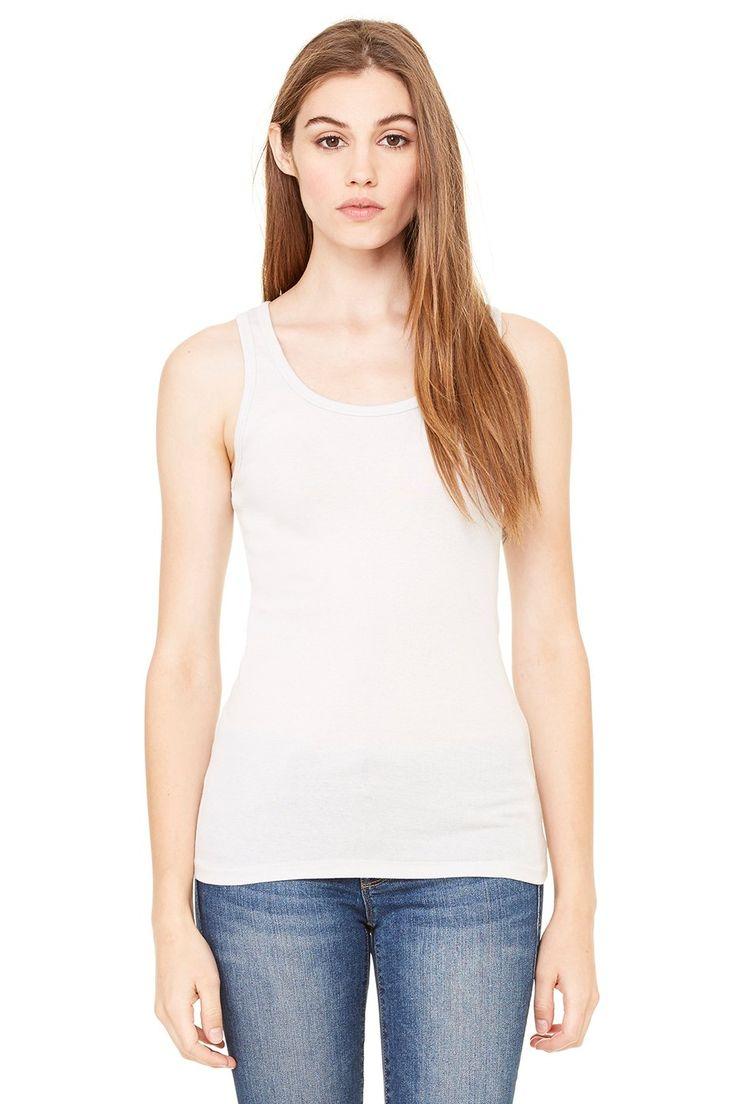 Zara Yoga Studio |LA| Women's Sheer Mini Rib Tank (Small /Silver). This super soft sheer mini rib tank has a form fitting ultra fine rib// Yoga Clothing // Discount Yoga Apparel // Yoga Apparel Brand // Bikram Yoga Apparel. 98% combed and ring-spun cotton 2% spandex, 50 single 4.0 oz/yd2// Discount Yoga Clothes // Yoga clothes brand // Hot Yoga Clothes // Yoga Clothes Clearance // Bikram Yoga Clothes. Features: 1x1 mini rib fabrication// Fitness Clothing Brand // Workout Clothing // Womens…