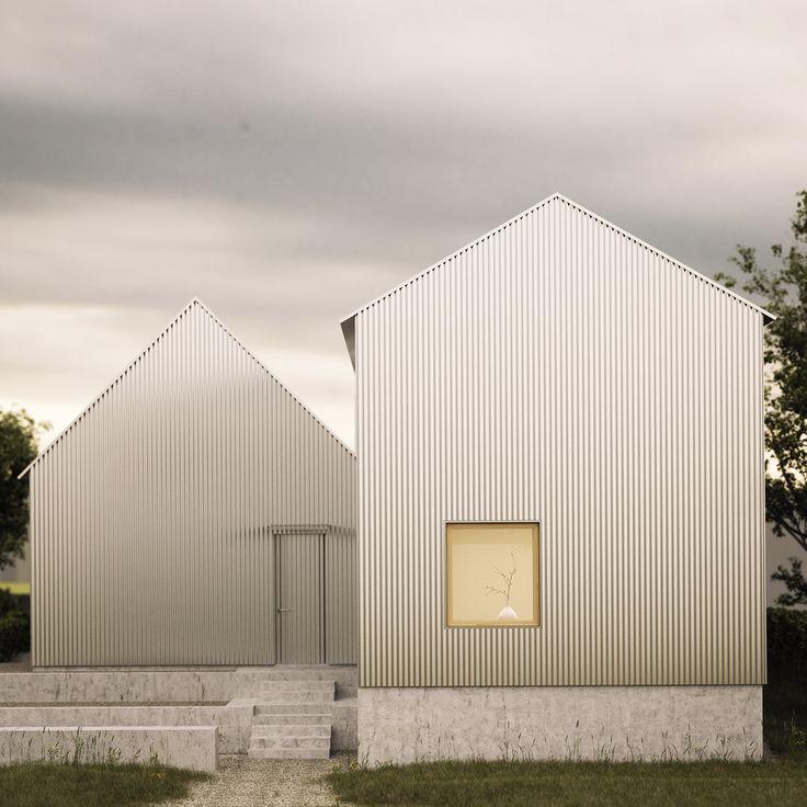 incredibly elegant, small house by Förstberg Arkitektur och Formgivning (Malmö)