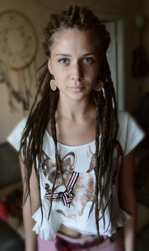 Dreads   See more at http://www.spikesgirls.com                              …