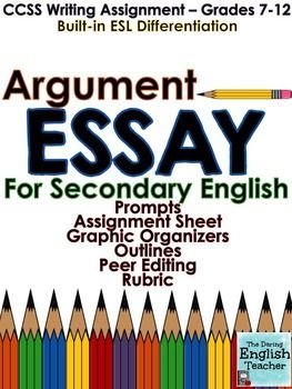 Secondary Education essay writing in english free download
