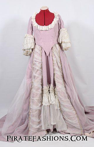 Pink Cinderella Gown – Pirate Fashions