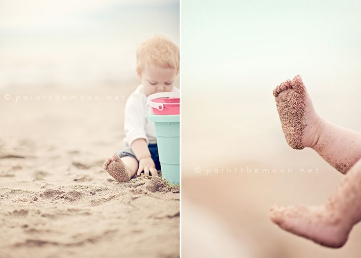 Love those sandy feet :)Photoshop Action