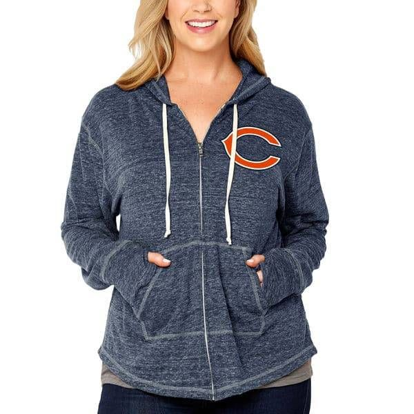 new products 8ca34 0a9f9 plus size chicago bears hoodie, nfl sweatshirts 1X 2X 3X 4X ...