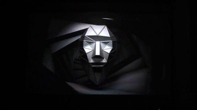 THE BEST - video mapping