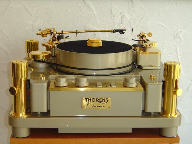 Thorens Reference turntable