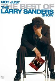 The Larry Sanders Show Poster Robin Williams played on 2 episodes from 1992-1994 as Himself