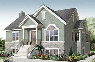 One Story house plans & One Level house plans from ...