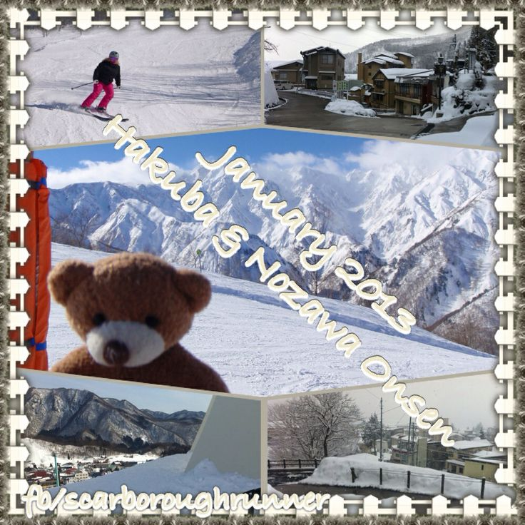 January 2013 skiing in Japan (escaping the summer)