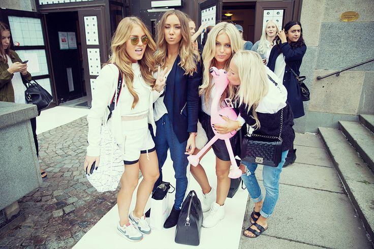 Swedish bloggers #vickydailyinspo