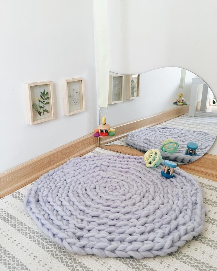 Montessori Infant Spaces I'm Loving - how we montessori