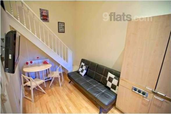 Book Apartment with Air conditioning in London-Notting Hill Gate from $105 at 9flats.com