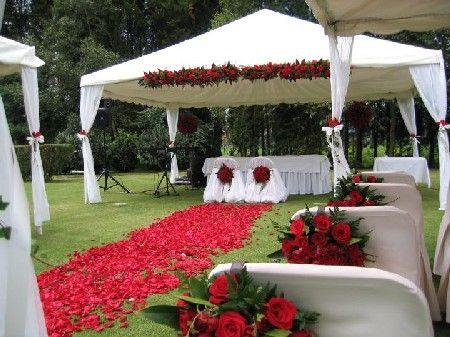 Como decorar una boda campestre lugares para boda - Como decorar para una boda ...