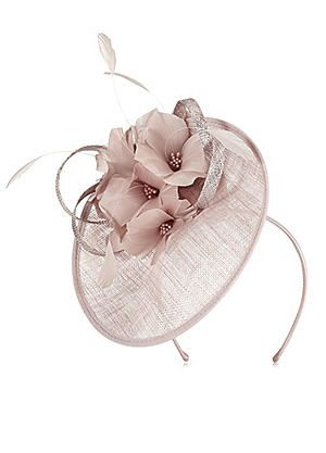 Jacques Vert Small Disc Fascinator #Kaleidoscope