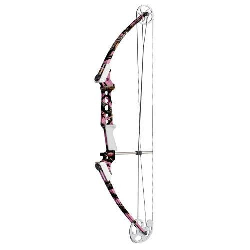 Genesis Pro Bow - Right Handed, Pink Camo