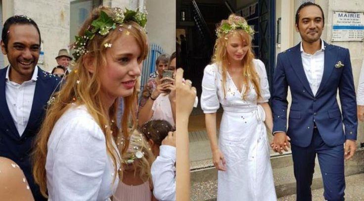 Akhiri Masa Lajang Ario Bayu Nikahi Wanita Cantik Asal Prancis