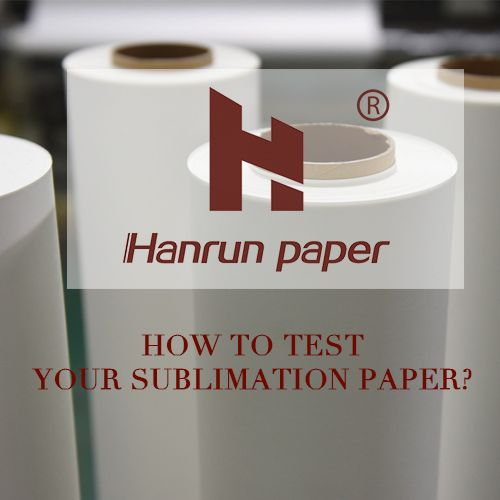 SUBLIMATION PAPER FOR TEXTILE PRINTING