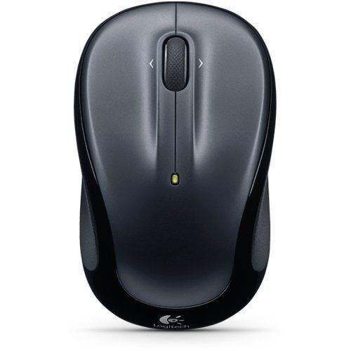 Logitech Wireless Mouse M325 Optical Tracking USB 2.4 GHz For PC Laptop Macbook #Logitech