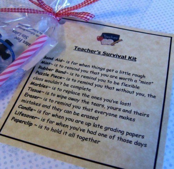 25 Best Ideas About Teacher Survival Kits On Pinterest: 85 Best Teacher Gifts Images On Pinterest