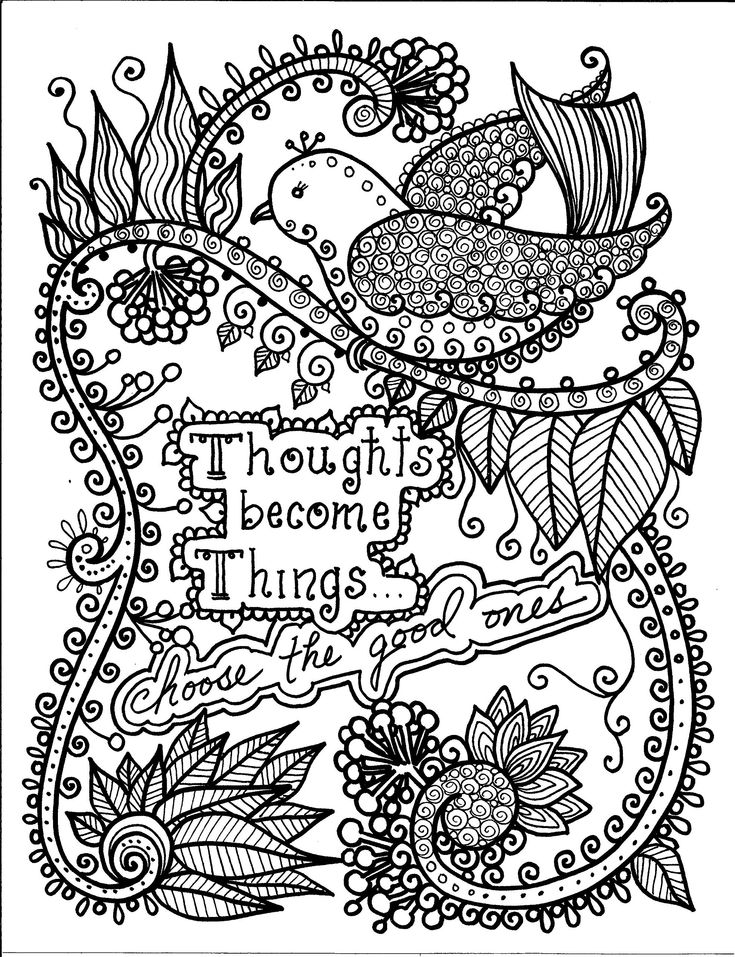 Butterflies And Dragonflies Coloring Book For ALL Ages Doodling Deborah Muller Chubby