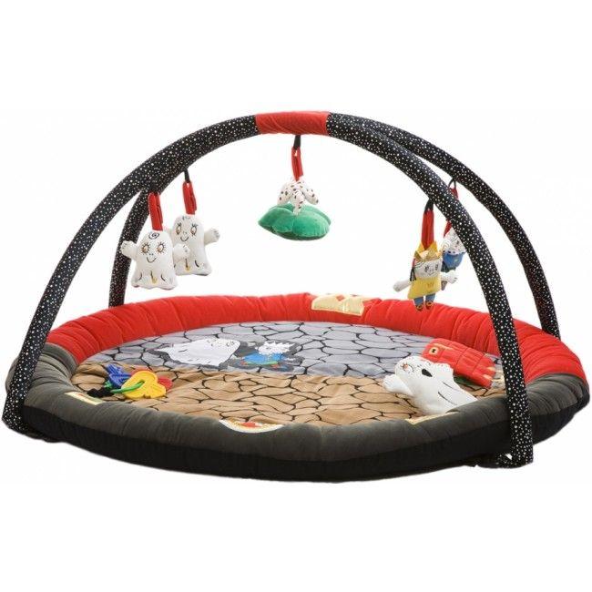 Rätt Start, Laban Babygym Slott fra Gobaby. Om denne nettbutikken: http://nettbutikknytt.no/gobaby/