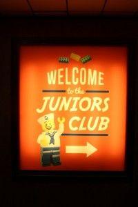 Juniors club - MSC Sinfonia