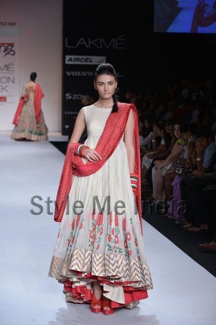Gaurang Shah at Lakmé Fashion Week Summer Resort 2013 (14)