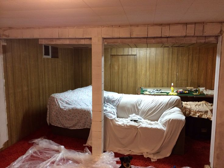 71 Best Images About My Ugly 1970 39 S Basement Makeover On A
