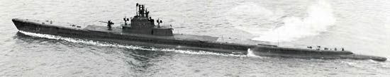 Flounder (SS-251) of the US Navy - American Submarine of the Gato class - Allied Warships of WWII - uboat.net