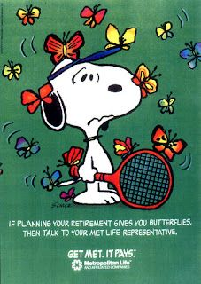 Image detail for -Snoopy is the mascot of MetLife since its name change in the ...