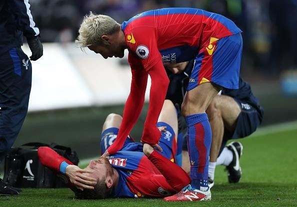 Crystal Palace have announced that Connor Wickham will undergo surgery on an ACL injury sustained in the Premier League fixture  Source