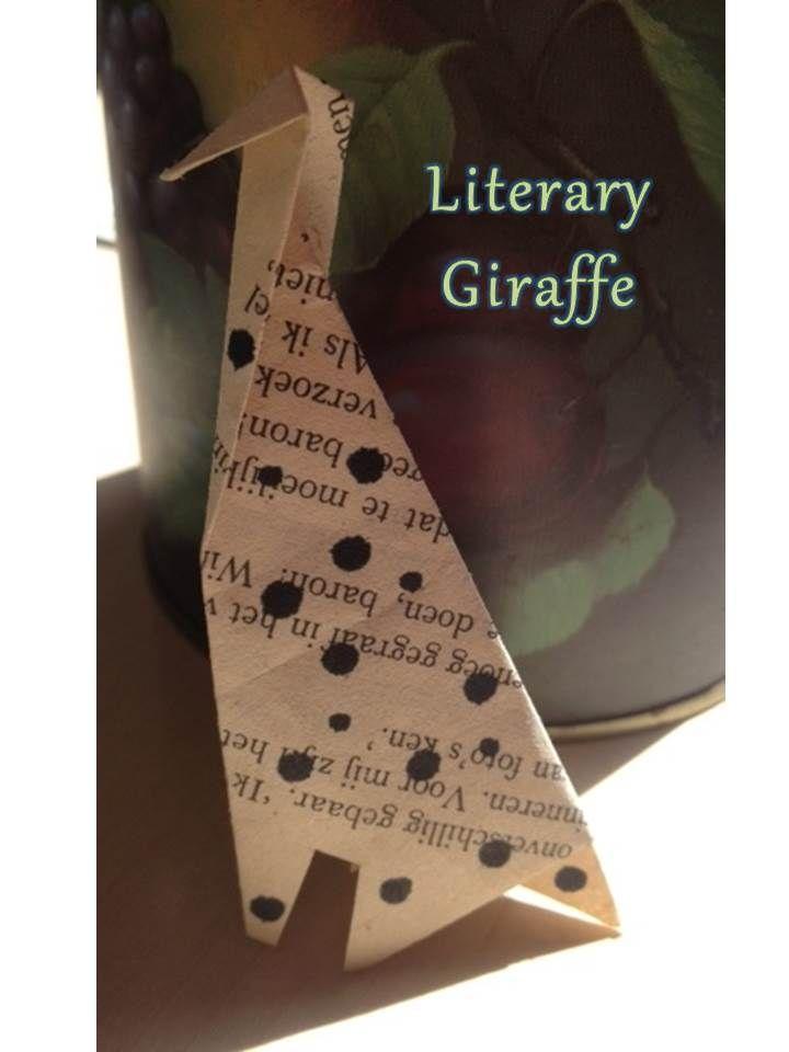 Literary Giraffe