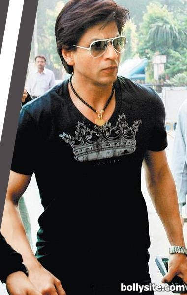 """Shahrukh Khan (pronounced born 2 November 1965), often credited as Shah Rukh Khan and informally King Khan"""" and """"The King of Bollywood"""", Khan has acted in over 70 Hindi films in genres ranging from romantic dramas to action thrillers.His contributions to the film industry have garnered him numerous achievements including fourteen Filmfare Awards from thirty nominations.viist more info...http://topcelebritylink.com/portfolio/shah-rukh-khan/"""