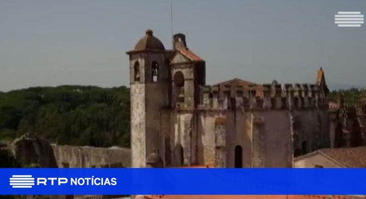 Convento de Tomar parcialmente destruído durante gravação de um filme