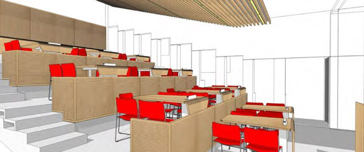Converting a traditional tiered lecture theatre to an IT-enabled Collaborative Teaching & learning Space @ the University of Leeds