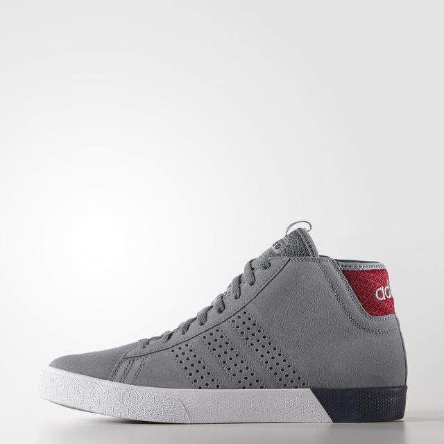 adidas Daily Ultra Mid Shoes  Grey  adidas UK