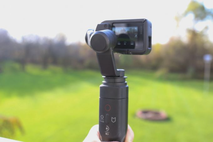 GoPro releases the $299 Karma Grip handheld stabilizer