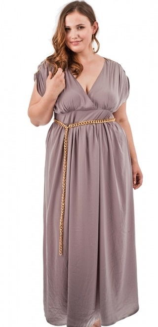 robe chic et glamour grande taille robes de mode site photo blog. Black Bedroom Furniture Sets. Home Design Ideas