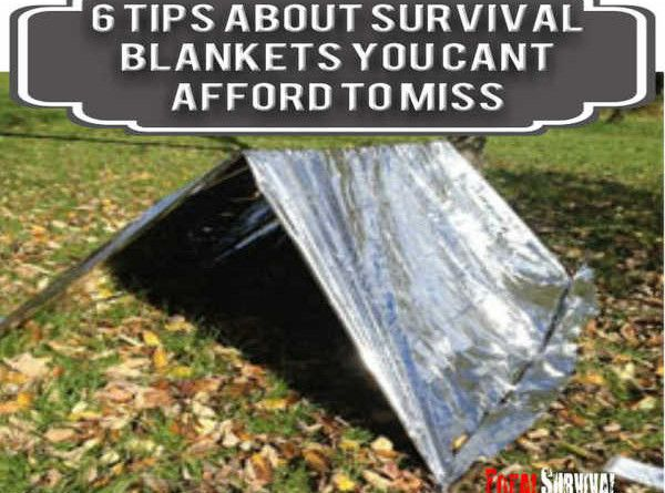 Preparedness Tips, 6 Tips About Survival Blankets You Can't Afford To Miss: The job of a survival blanket is to increase your odds of surviving in extreme conditions. Most survival blankets are tear resistant and have some type of reflective material on the outside of them. Some can also be used in water to help lock your body heat in. Find out details at: https://totalsurvival.net/6-tips-about-survival-blankets-you-cant-afford-to-miss/