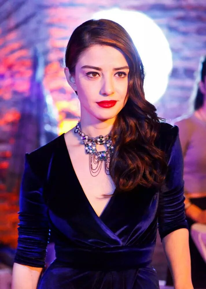 Özge Gürel, Turkish Actress